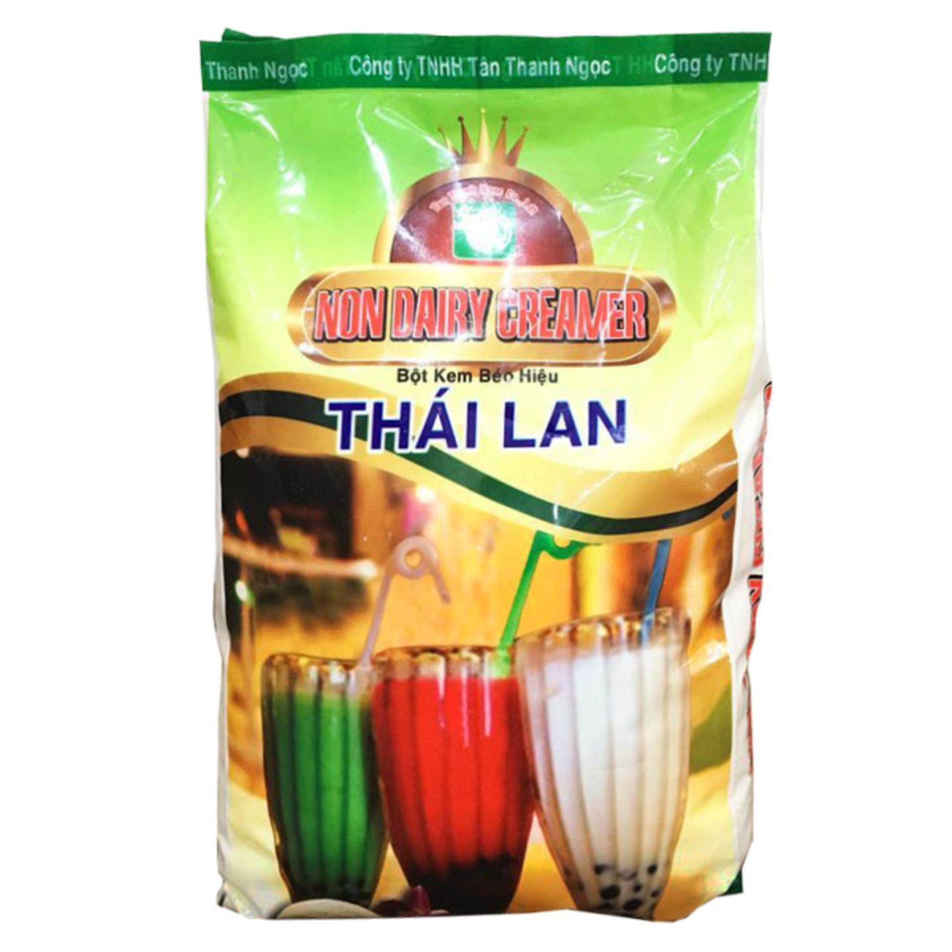 Bột Kem Béo Hiệu Thái Lan 3 Ly 1kg/Gói