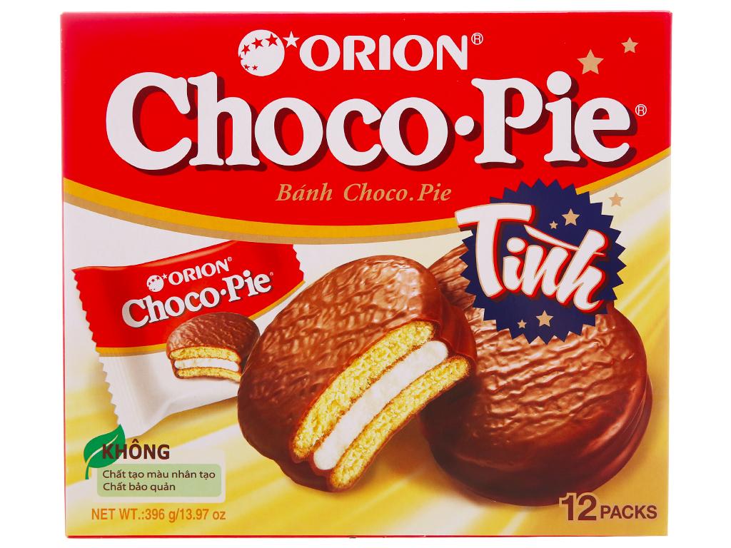 Bánh Choco.Pie Hộp 396gr