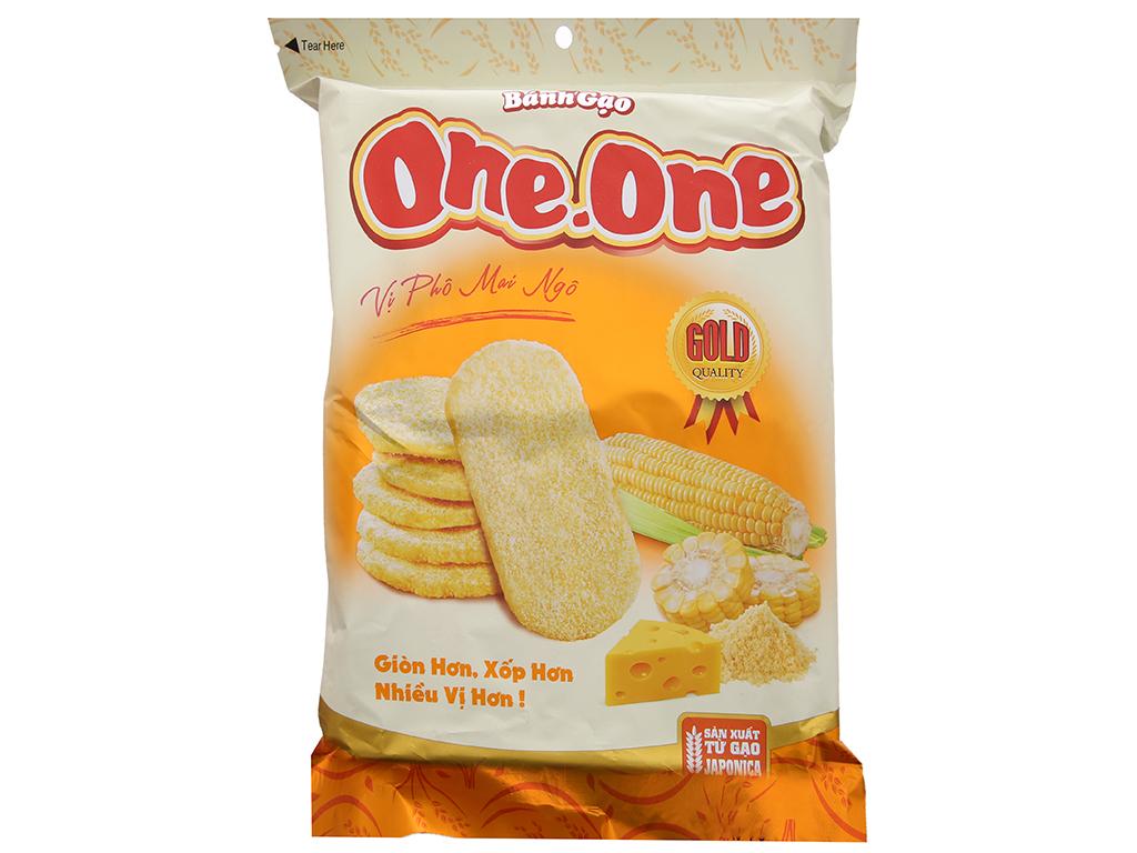 Bánh Gạo Phô Mai One One