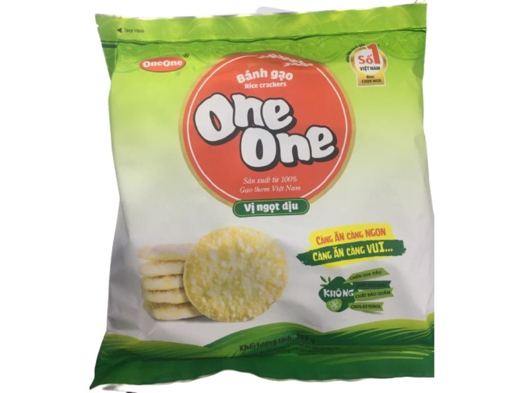 Bánh Gạo One One 230Gr/Gói