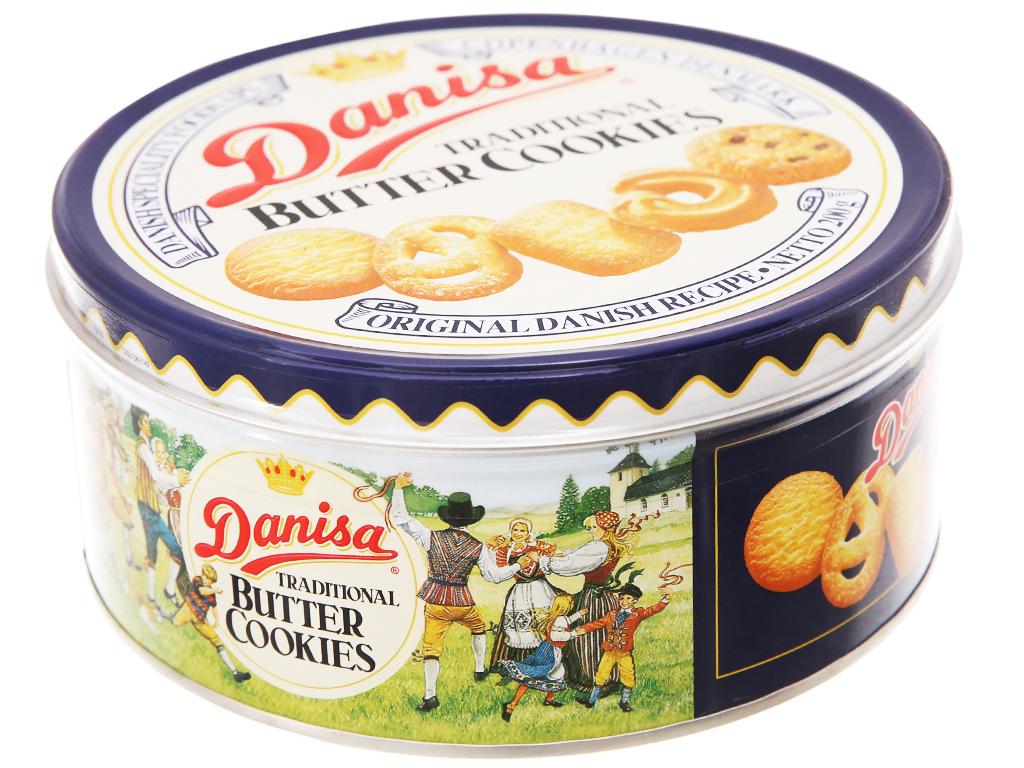Bánh Quy Danisa Hộp 200gr