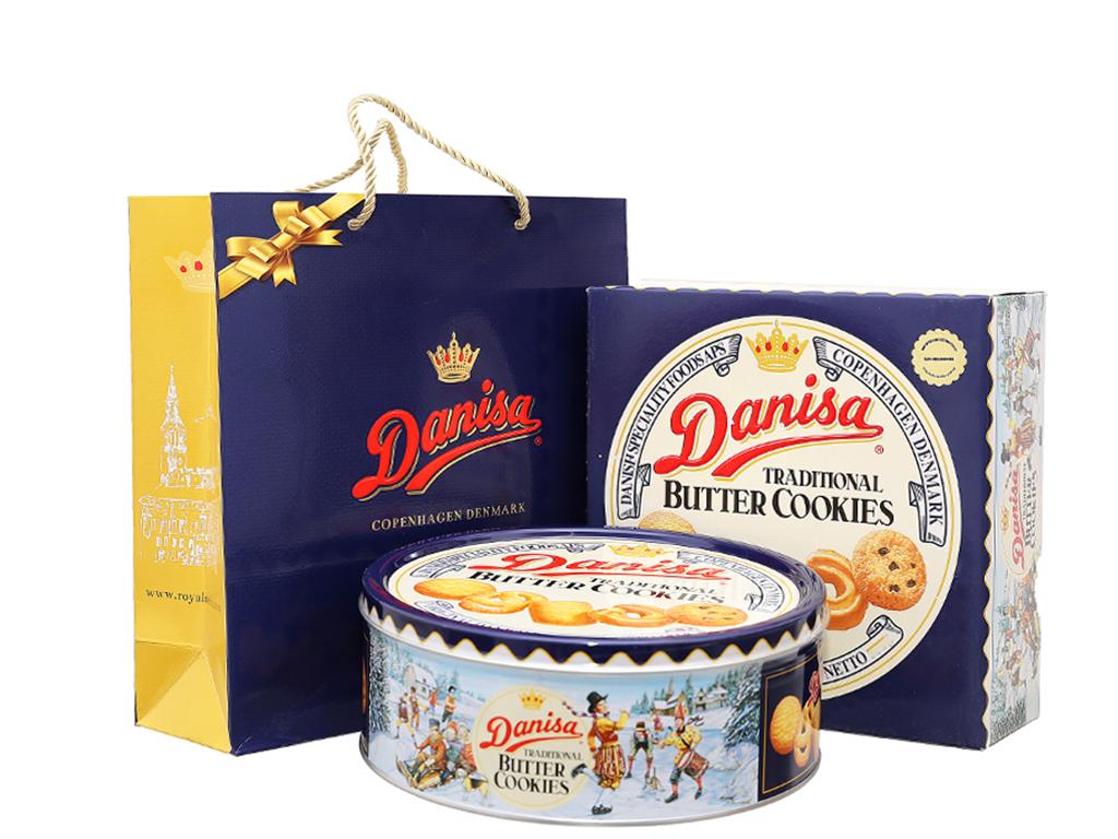 Bánh Quy Bơ Danisa Hộp 681gr