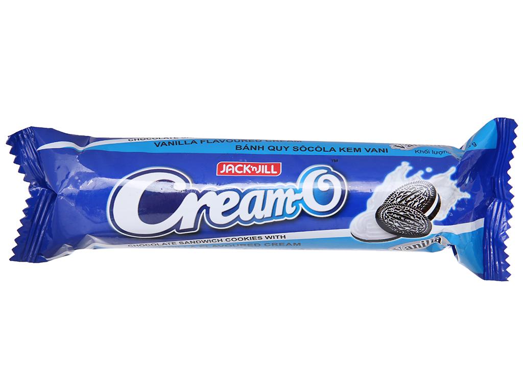 Bánh Quy Kem Vani Cream-O Gói 93gr