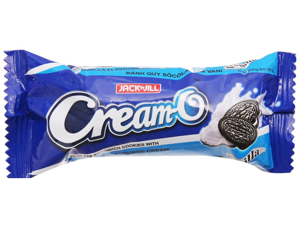 Bánh Quy Cream O Cây 54gr