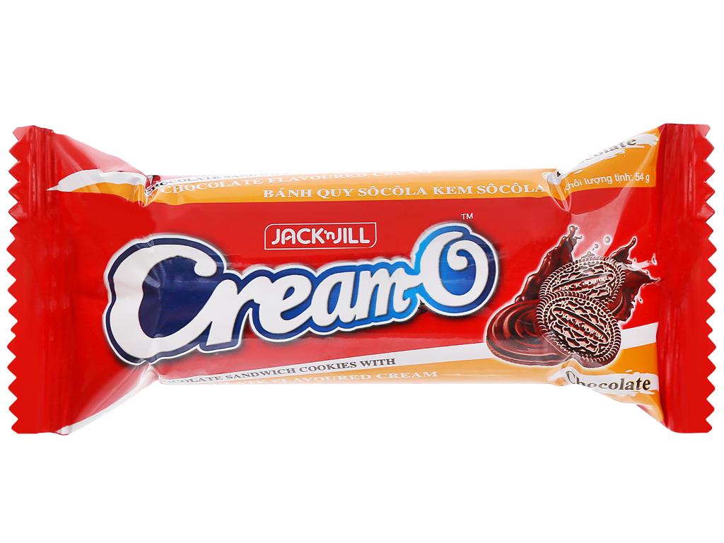 Bánh Quy Cream-O Cây 54gr Đủ Vị