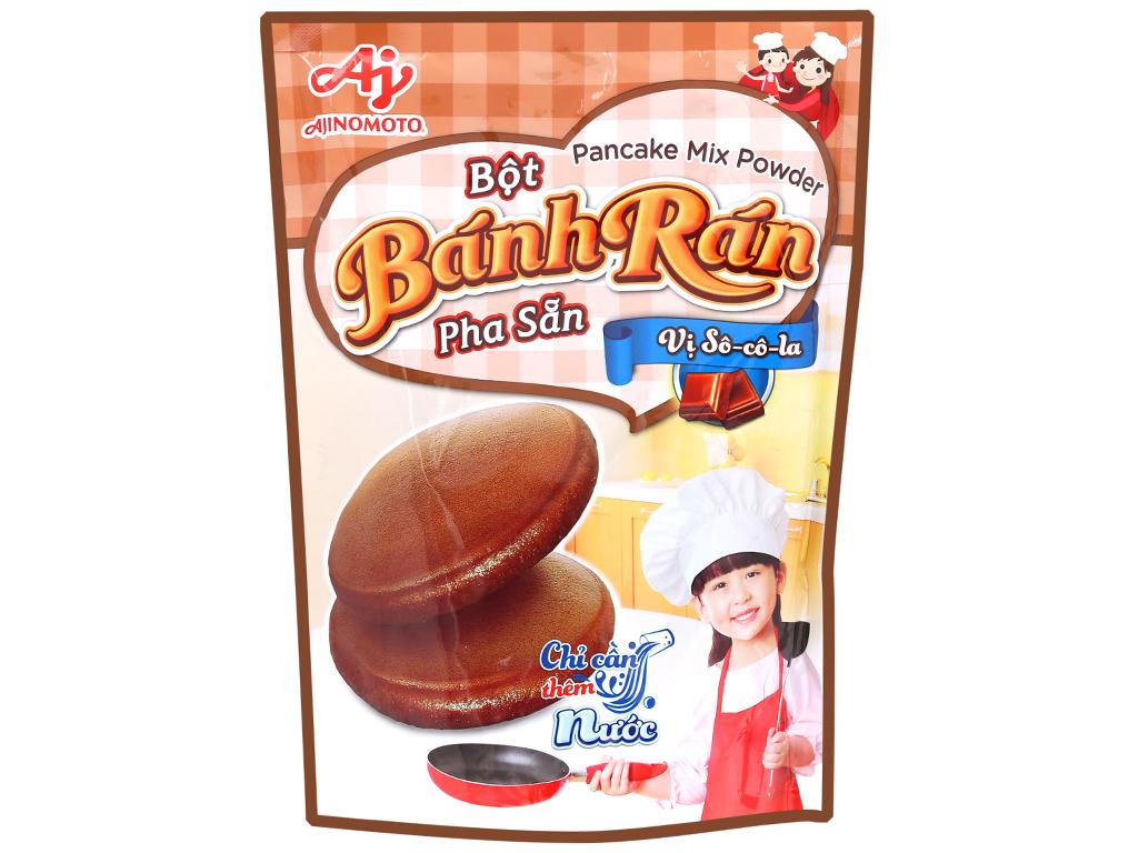 Bột Bánh Rán Ajinomoto Vị Socola 200gr/Gói