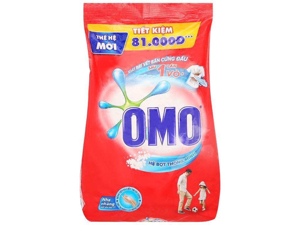 Bột Giặt Omo Gói 4.5Kg