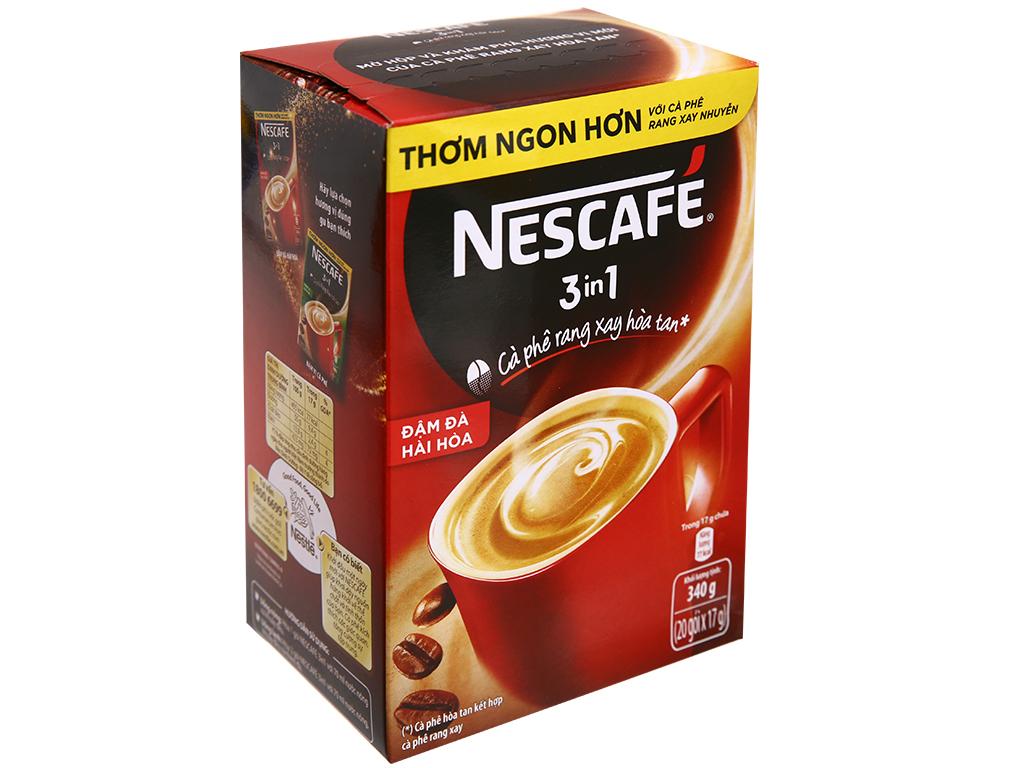 Cà Phê Sữa NESCAFE 3 in 1 Hộp 340gr