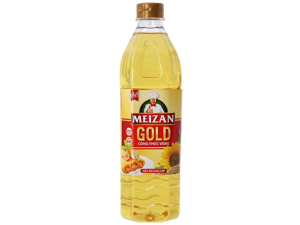 Dầu Ăn Meizan Gold Chai 1 Lít