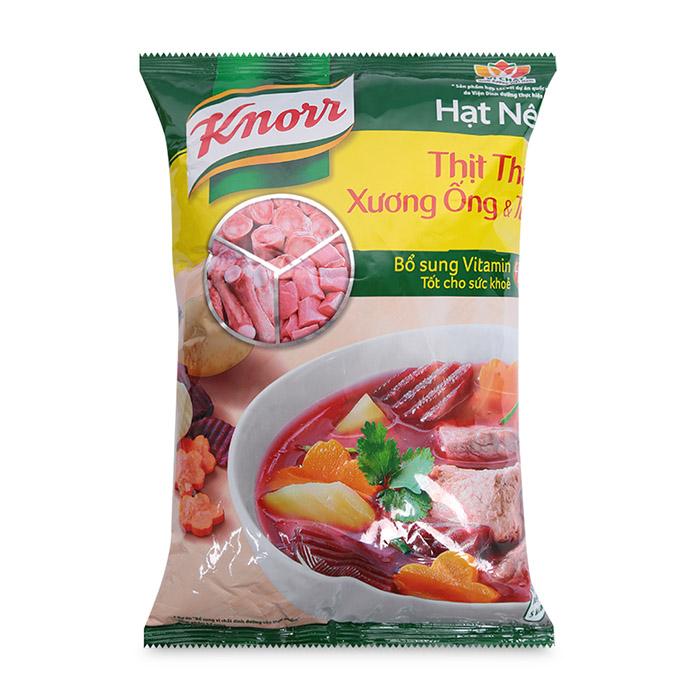 Hạt Nêm Knorr Thịt Thăn, Xương Ống & Tủy Gói 900gr
