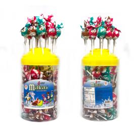 Kẹo Sữa Milkita Hương Hỗn Hợp Hủ 450gr