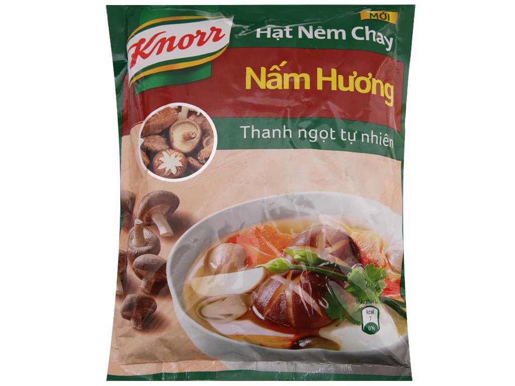 Hạt Nêm Knorr Vị Nấm Hương Organic Gói 380gr