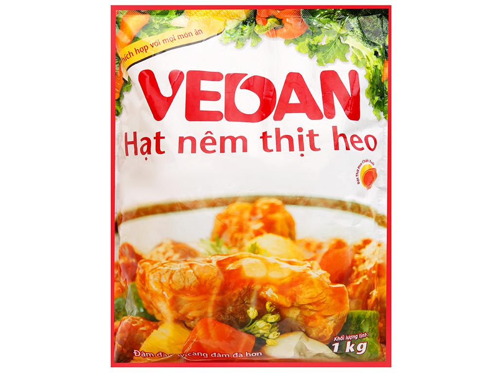 Hạt Nêm Thịt Heo Vedan 1Kg/Gói