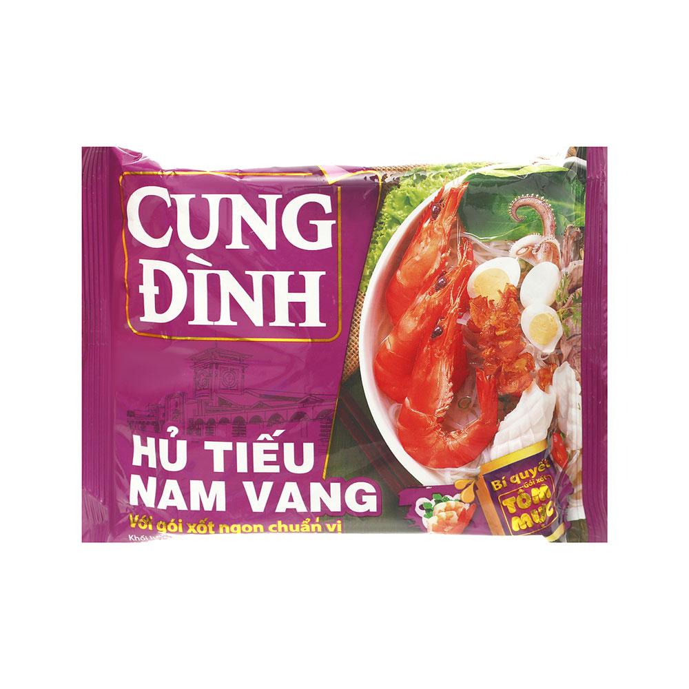 Hủ Tiếu Nam Vang Cung Đình Gói 78gr