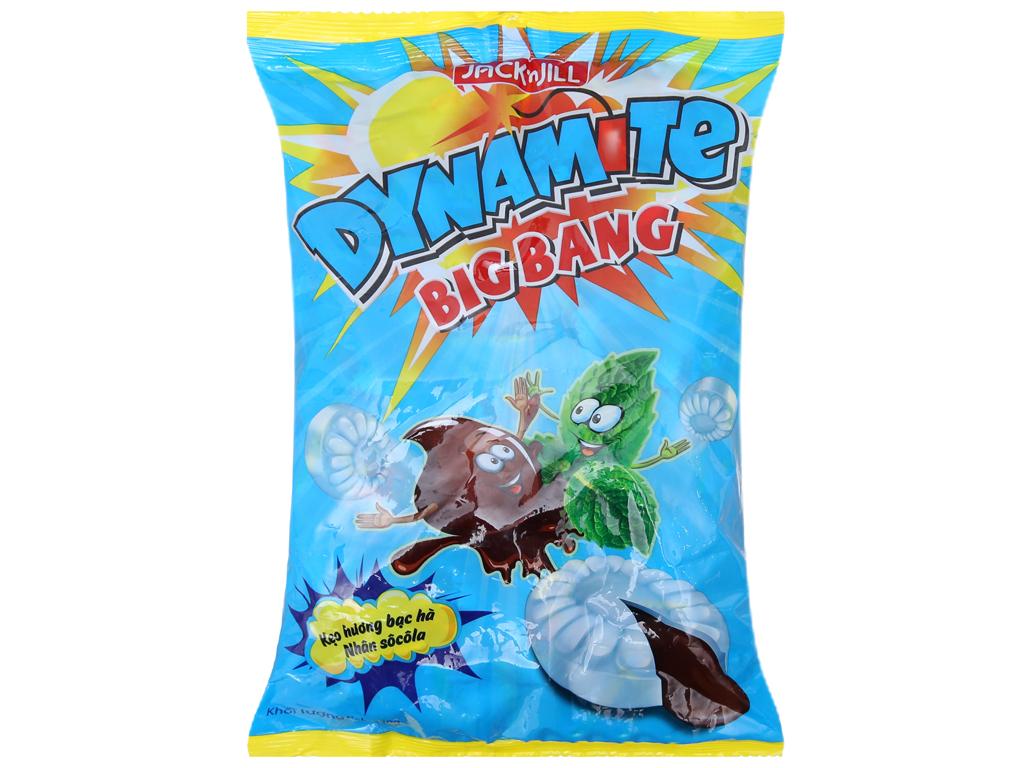 Kẹo Hương Bạc Hà Nhân Socola Dynamite Gói 330ml