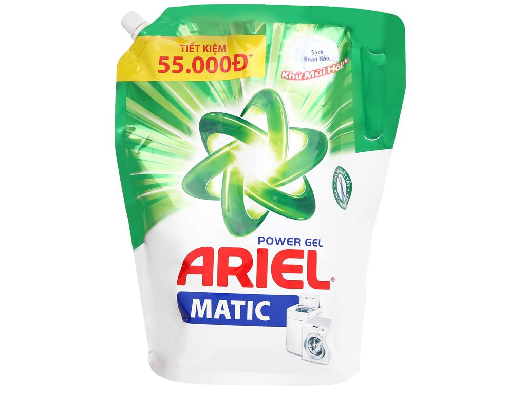 Nước Giặt Ariel Matic 2.3 Lít/Gói