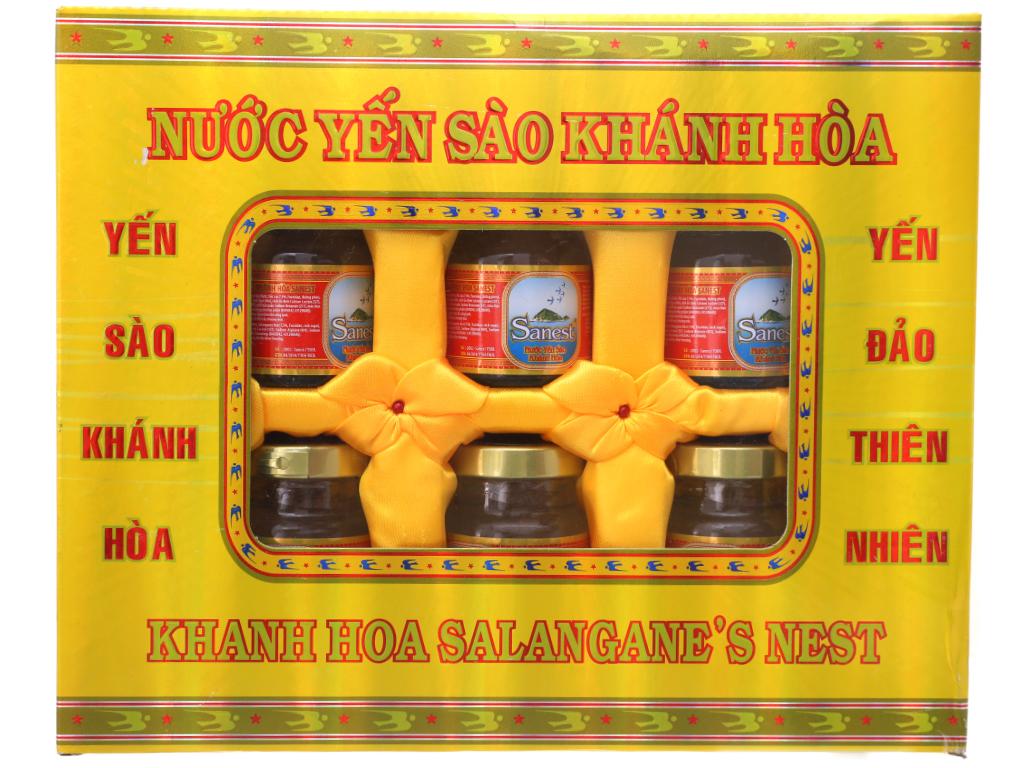 Yến Sào Khánh Hòa 6Lọ/Hộp