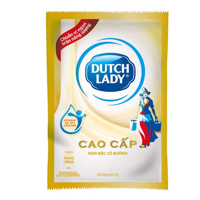 Sữa Đặc Dutch Lady 6 Gói/Dây