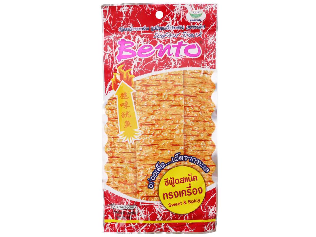 Dây 13 Gói Bánh Bento Đỏ