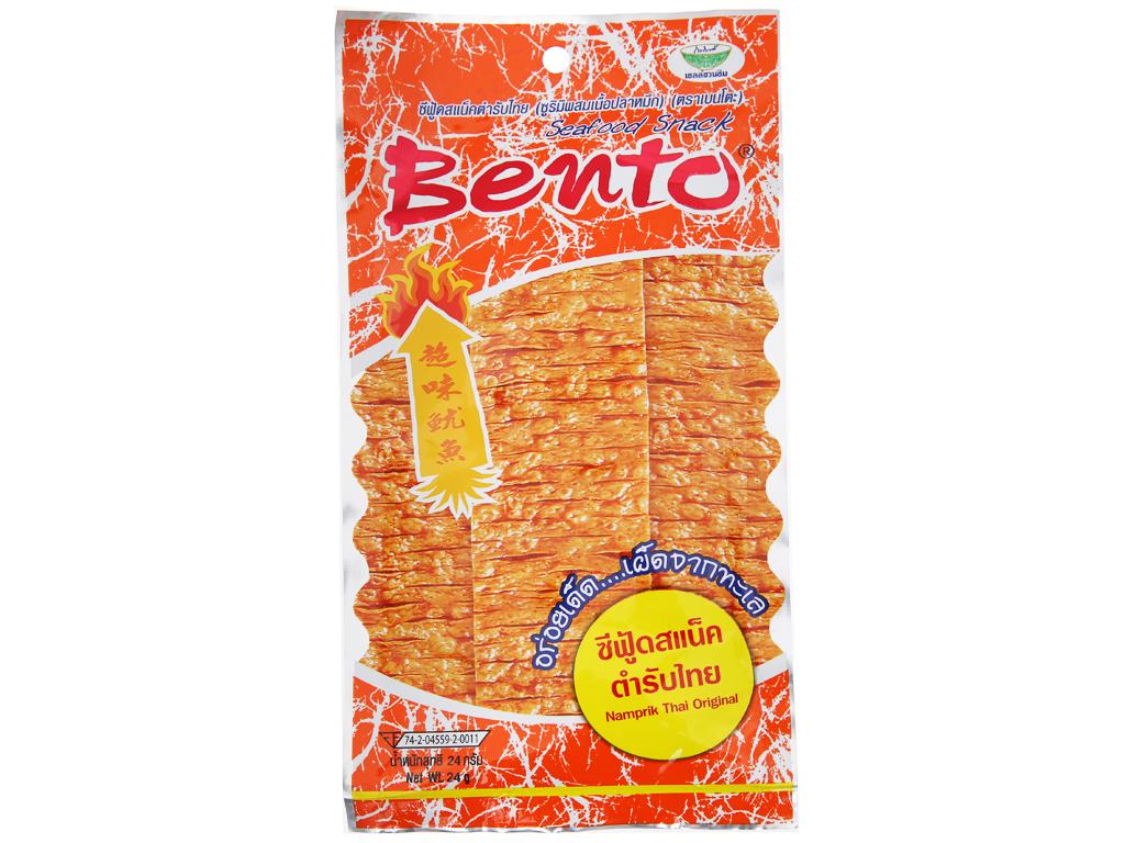 Dây 13 Gói Bánh Bento Cam