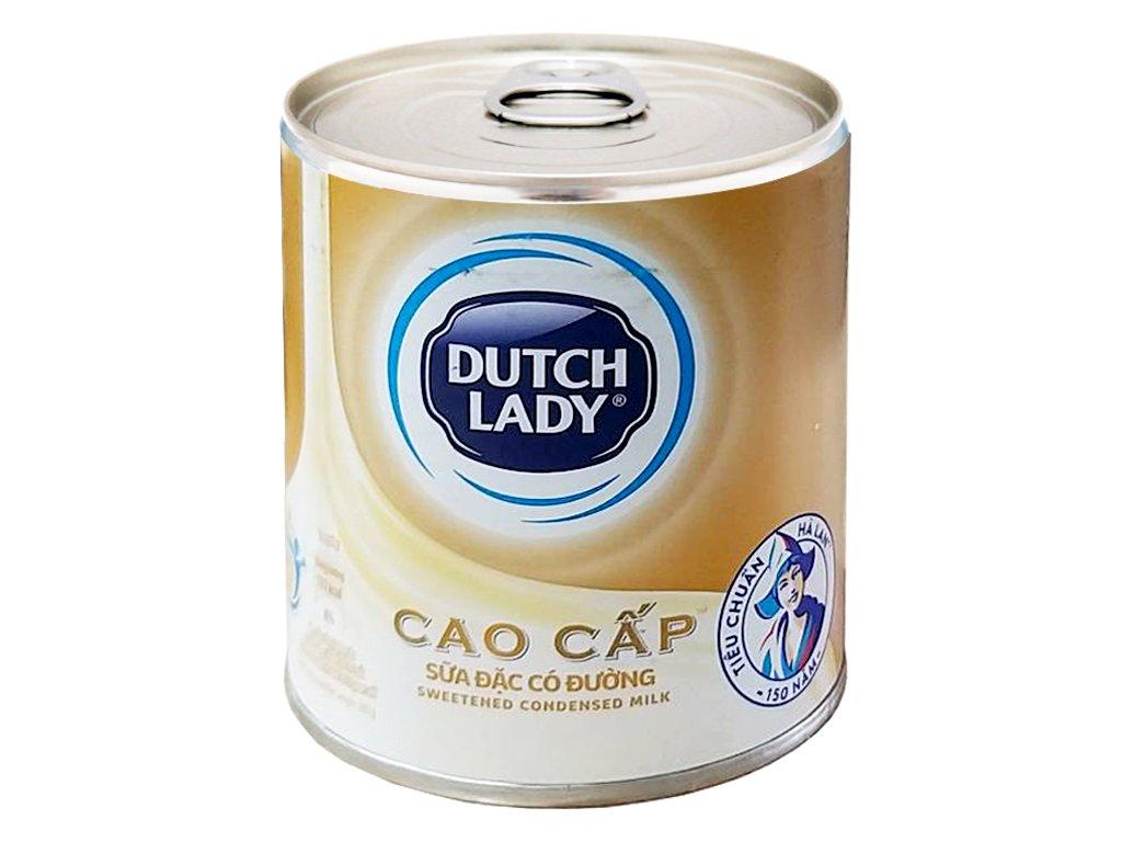 Sữa Đặc Có Đường Dutch Lady Lon 380g