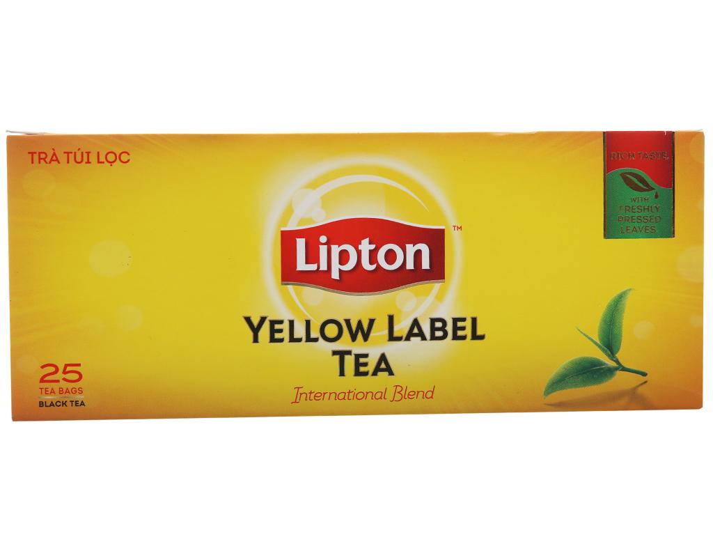 Trà Lipton Hộp 50gr
