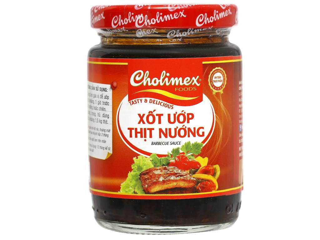 Xốt Ướp Thịt Nướng Cholimex 200gr