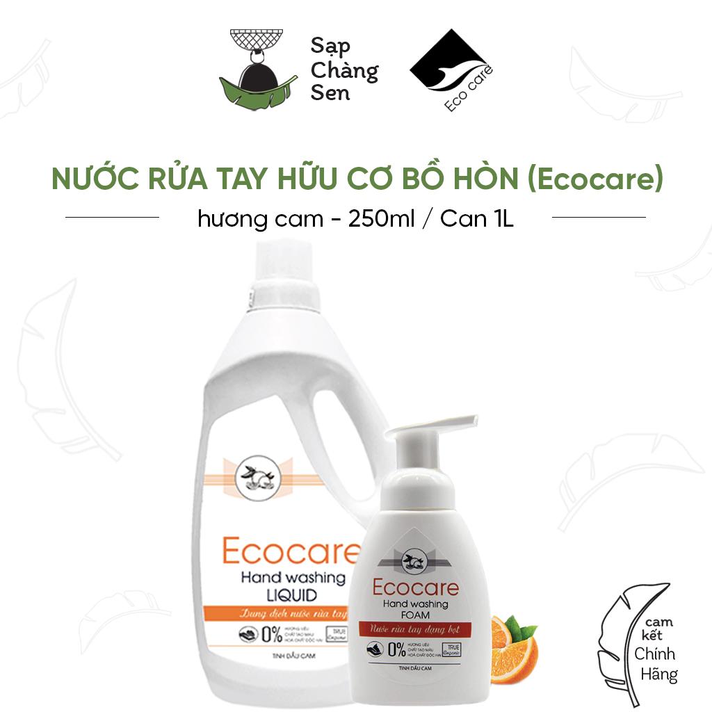 huong-cam-nuoc-rua-tay-huu-co-bo-hon-dang-bot-ecocare-250ml-1l-sap-chang-sen