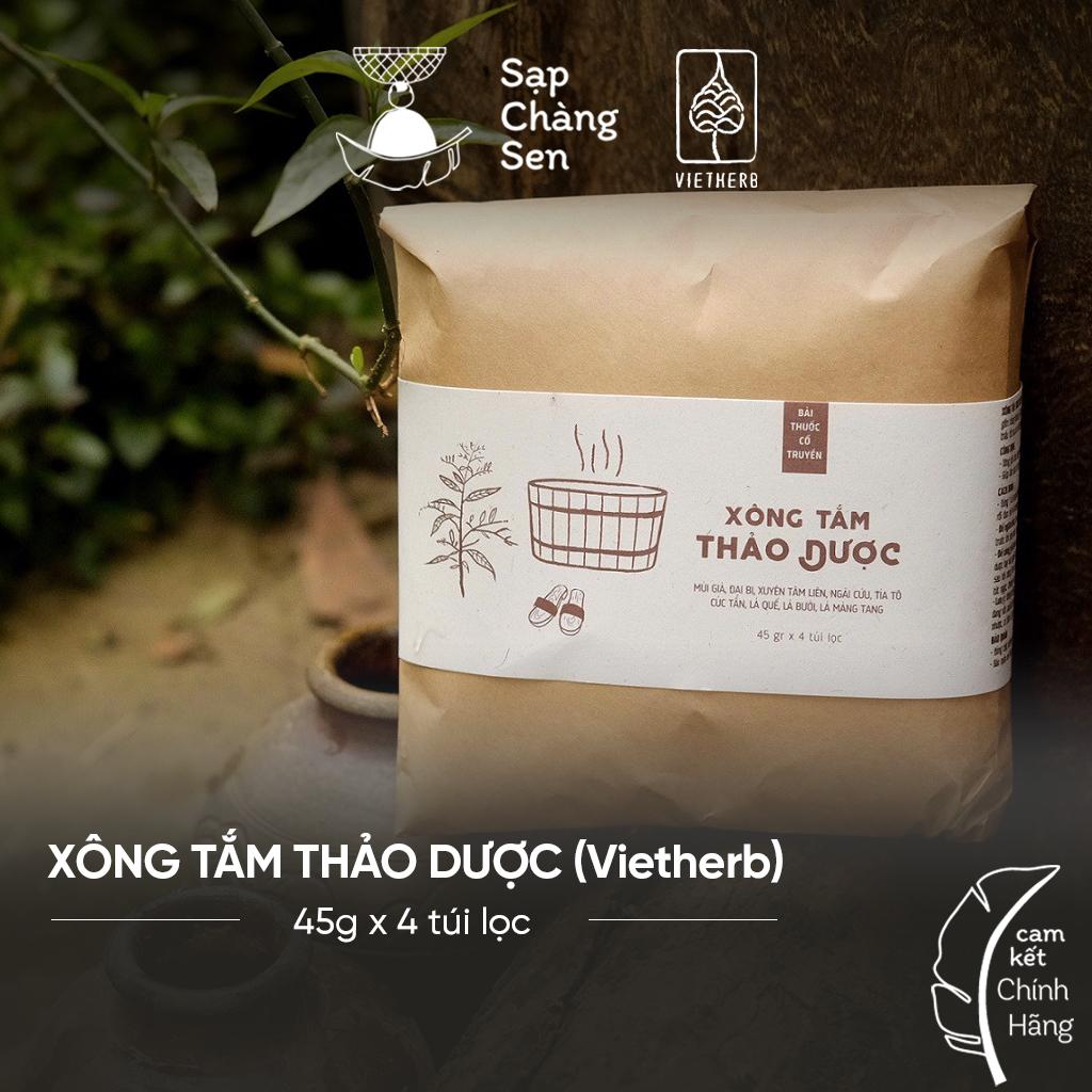 xong-tam-thao-duoc-vietherb-45g-x-4-tui-loc-sap-chang-sen