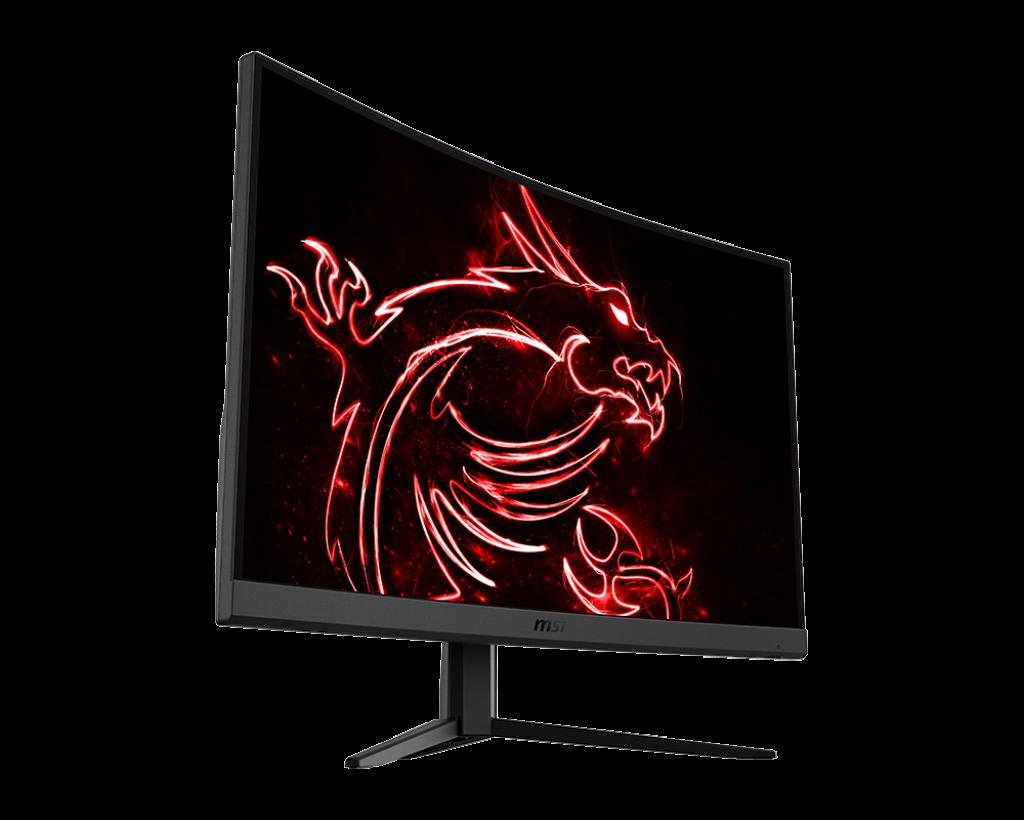 Màn hình LCD MSI Optix G27C4 (Spec: 27inch Cong, Full HD, 165Hz 1ms, 110% sRGB)