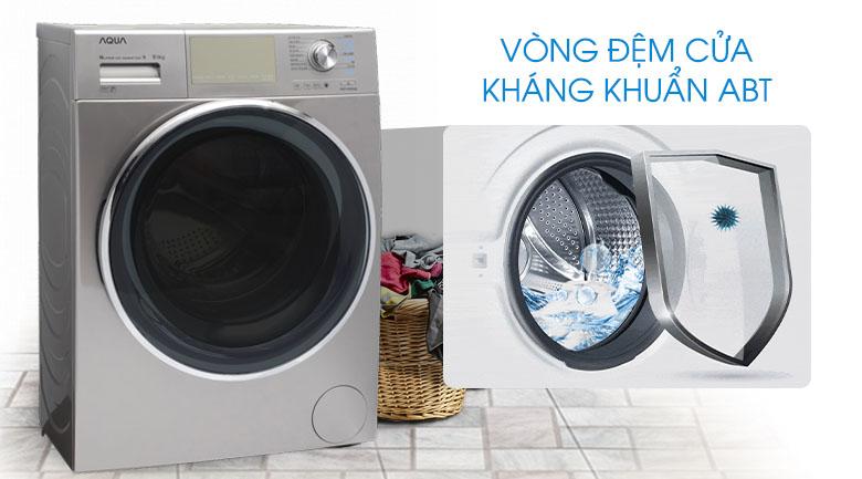Máy giặt Aqua Inverter 9.5 kg AQD-DD950E.S