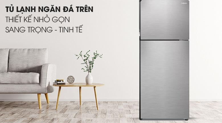 Tủ lạnh Aqua AQR-T249MA(SV) Inverter 235 lít