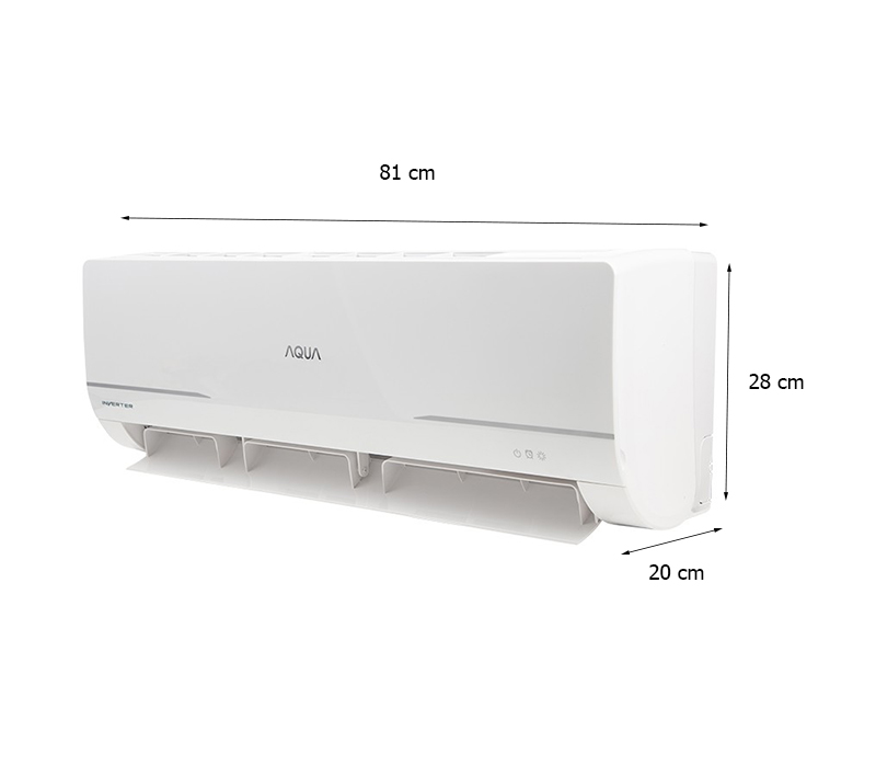 Điều hòa Aqua AQA-K/CRV12WNM 1 chiều Inverter 12000BTU