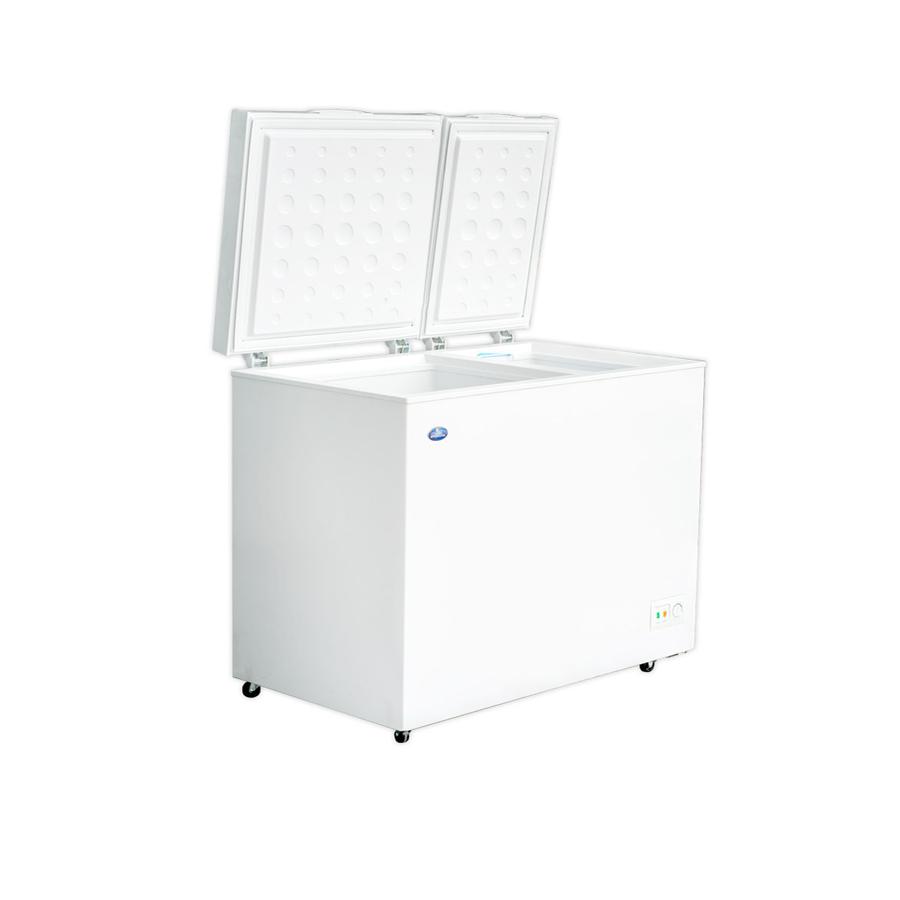 Tủ đông Sanden Intercool SDH-0265 2 ngăn 2 chế độ 265 lít