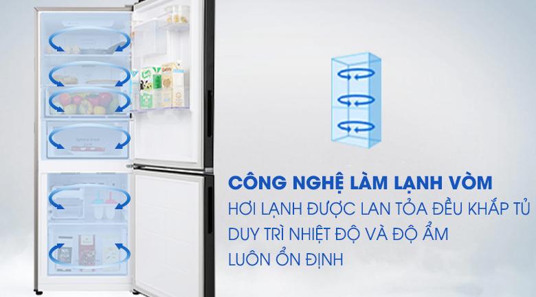 Tủ lạnh Samsung RB27N4170BU/SV Inverter 276 lít
