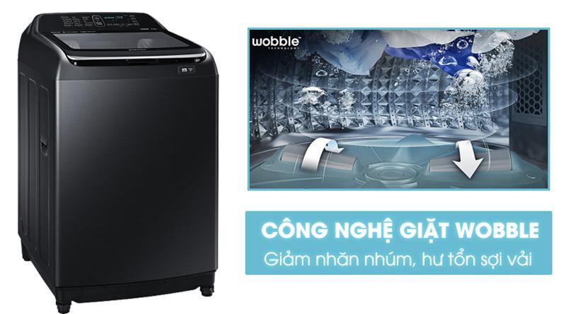 Máy giặt Samsung WA12T5360BV/SV Inverter 12 kg