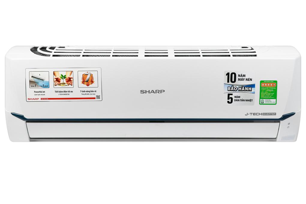 Điều hòa Sharp AH-X9XEW Inverter 9000BTU R32