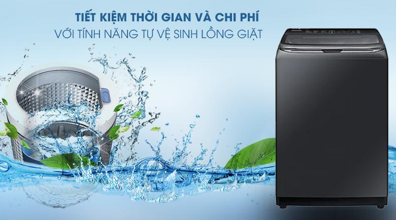 Máy giặt Samsung WA22R8870GV/SV Inverter 22 kg