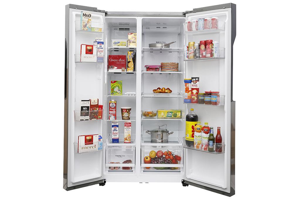 Tủ lạnh LG GR-B247JDS Inverter 613 lít