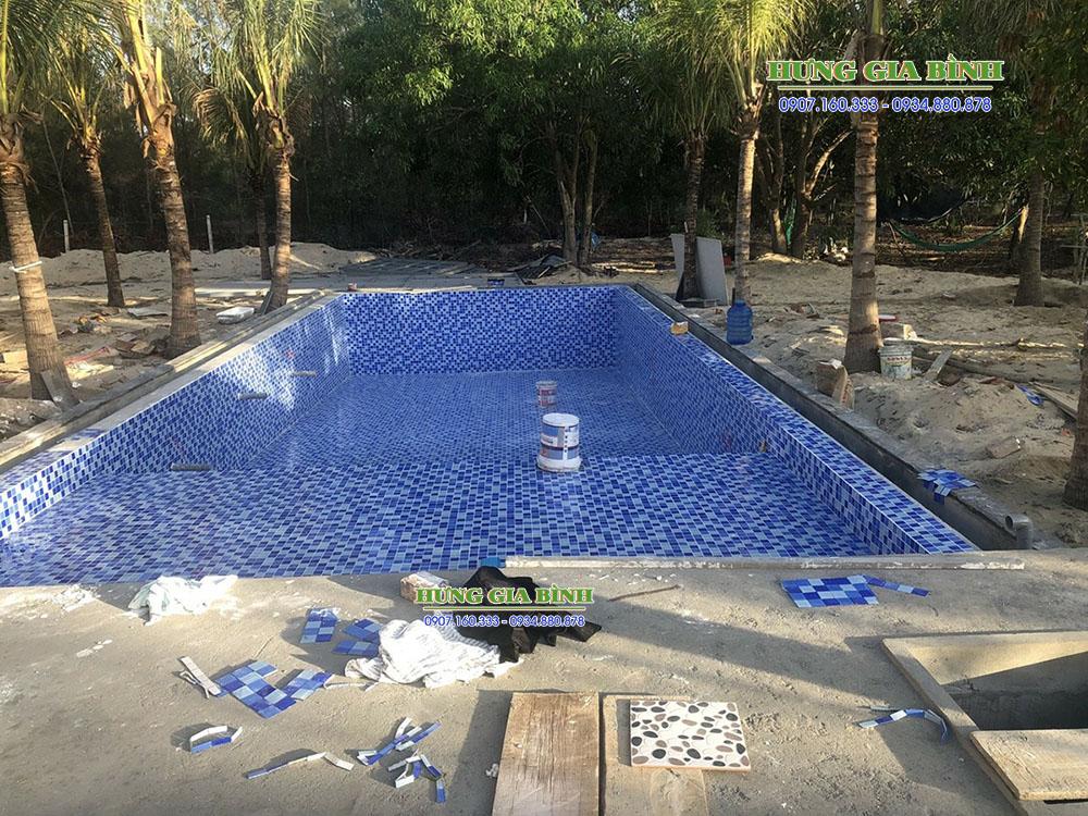 Nhà thầu thiết kế thi công xây dựng hồ bơi, bể bơi chuyên nghiệp