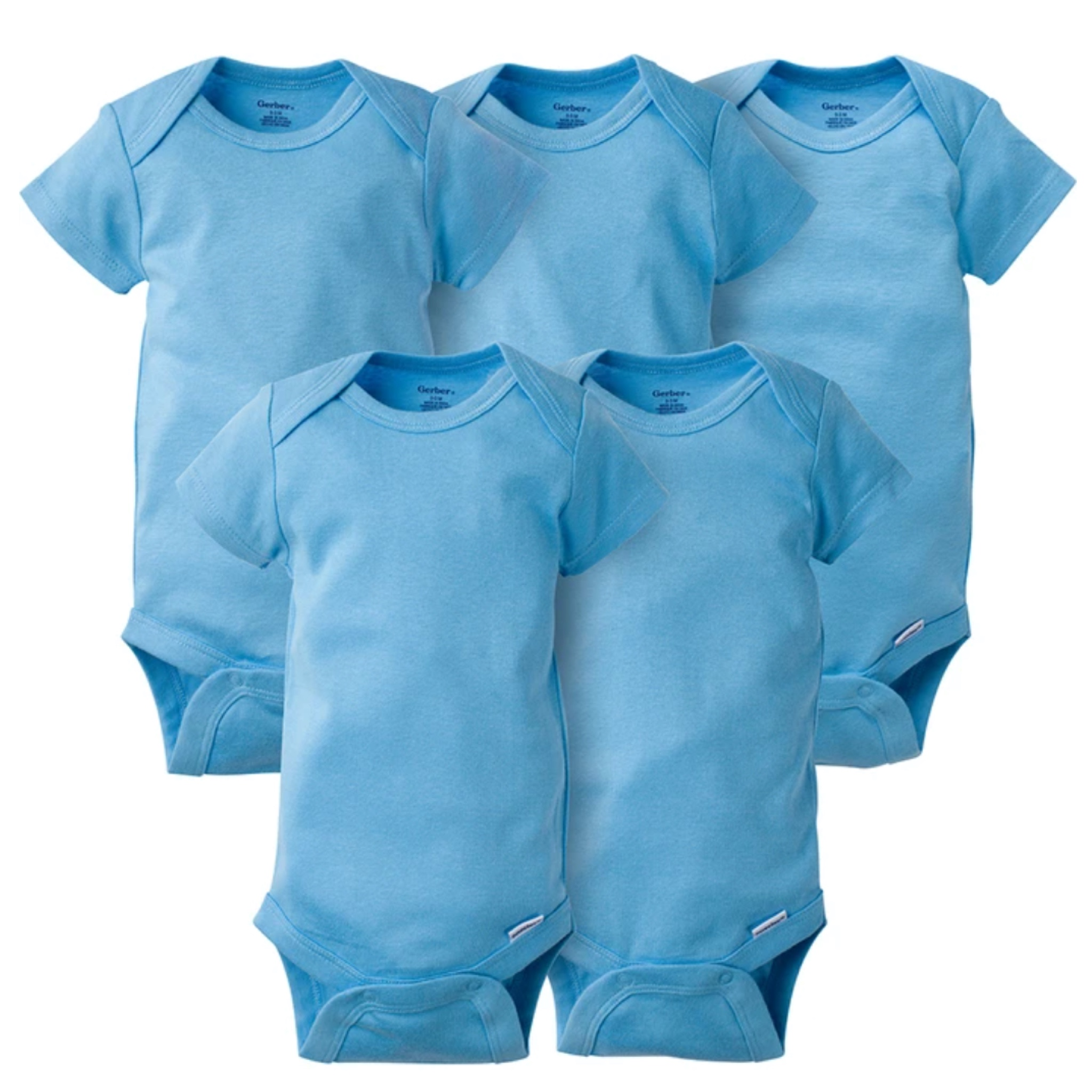 Bodysuits Xanh Trơn