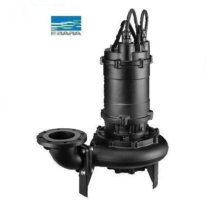 Máy bơm chìm nước thải Ebara 100DML55.5