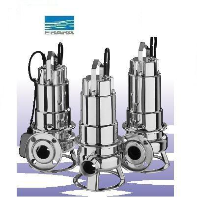 Máy bơm nước thải Ebara DW 100