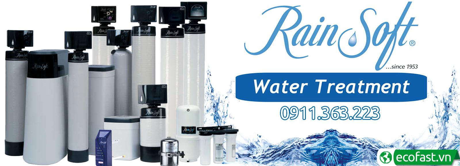 Hệ lọc biệt thự RainSoft