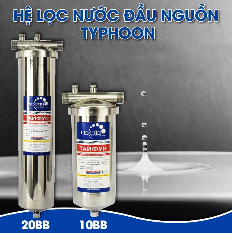 Geyser Typhoon