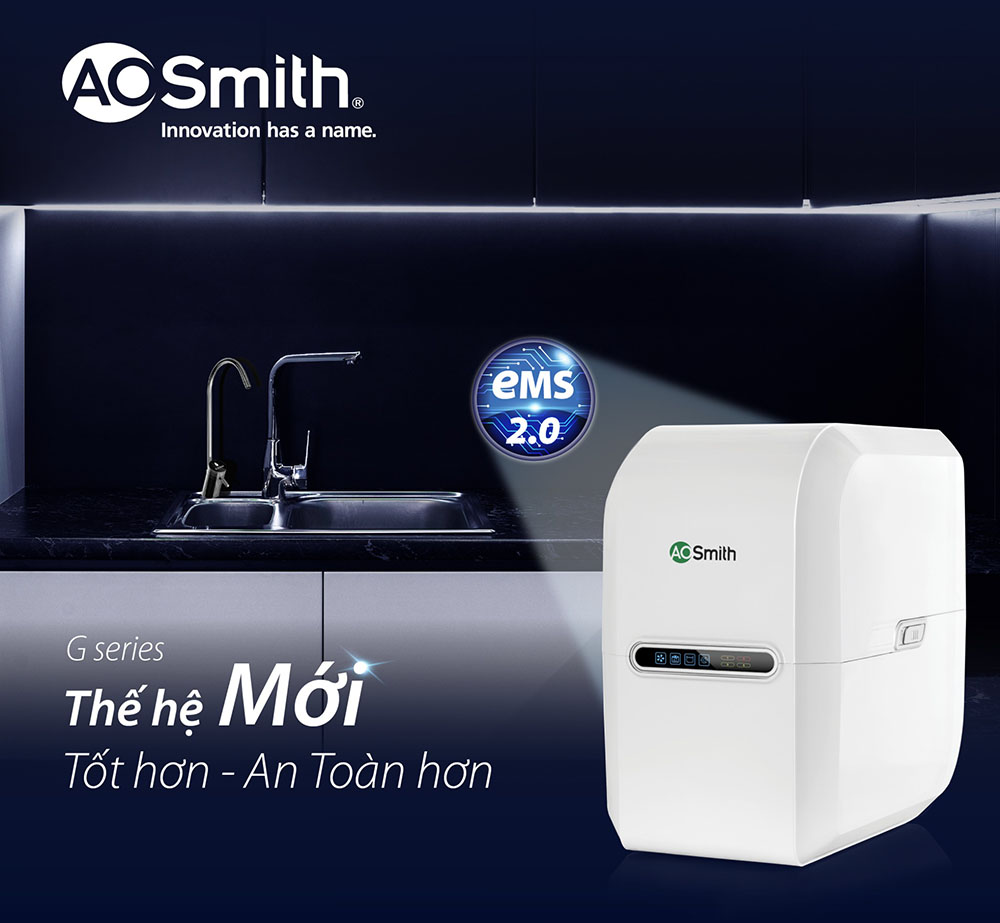 RO Side Stream AO Smith G2
