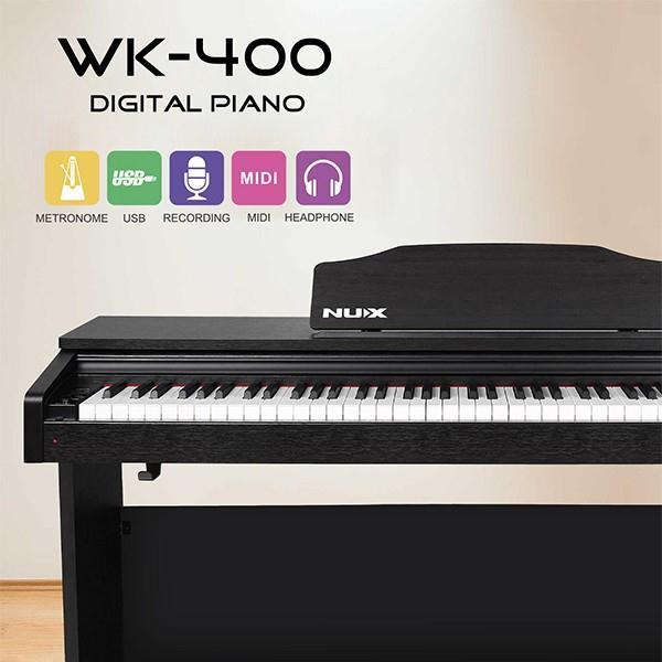 Đàn Piano điện mới NUX WK-400
