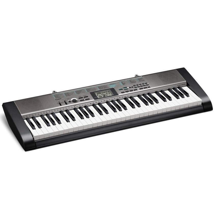 Đàn Organ CASIO CTK1500 mới chính hãng bh 2 năm
