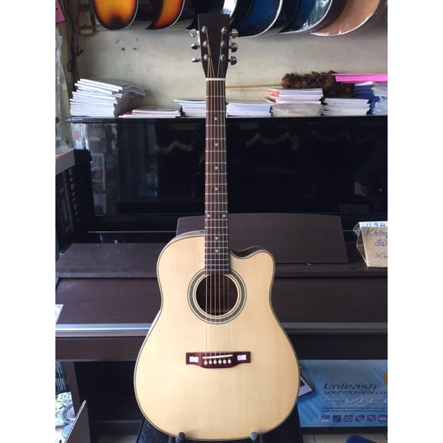 đàn guitar dây sắt HA265