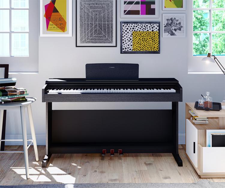 Đàn Piano điện Yamaha YDP-144 mới 100% chính hãng